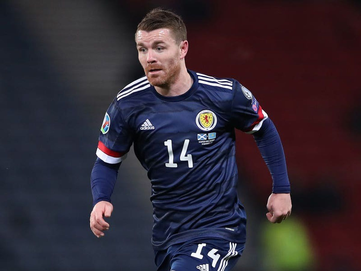 John Fleck rejoins Scotland squad as Steve Clarke enjoys clean bill of health