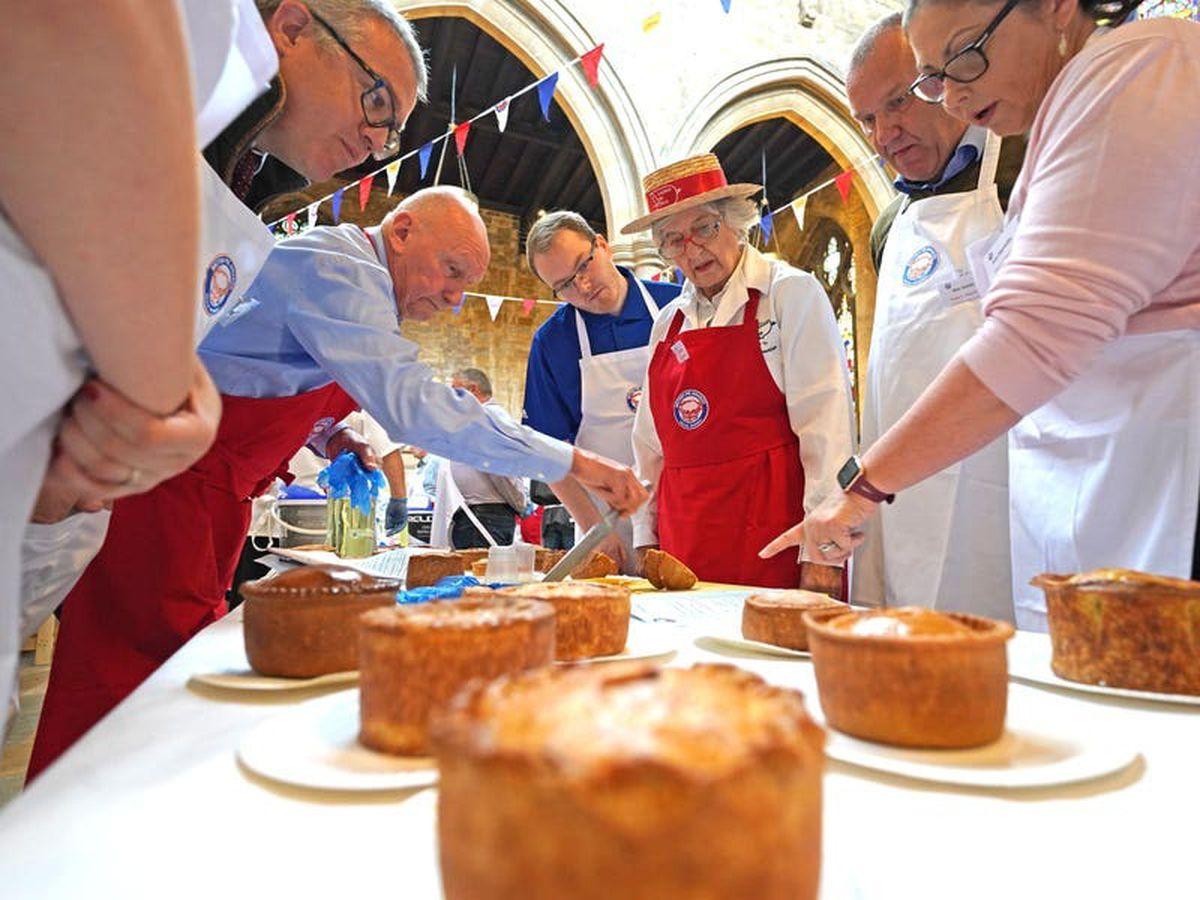 British Pie Awards 'back on the menu' after Covid postponement