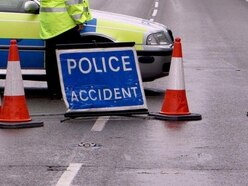 Three-year-old killed in car crash