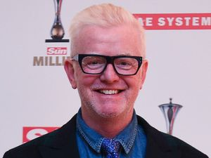 Virgin Radio's Chris Evans. (Picture by PA News) (29834526)