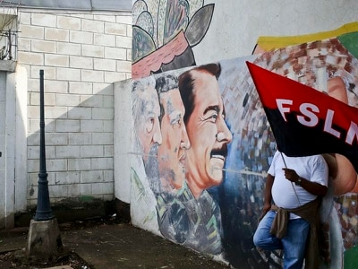 Basic human rights 'being chiselled away' in Venezuela