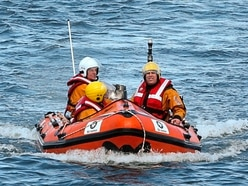 Volunteer inshore rescue teams are under review