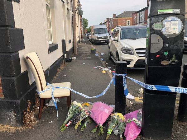 Murder probe launched as woman, 31, dies from severe burns