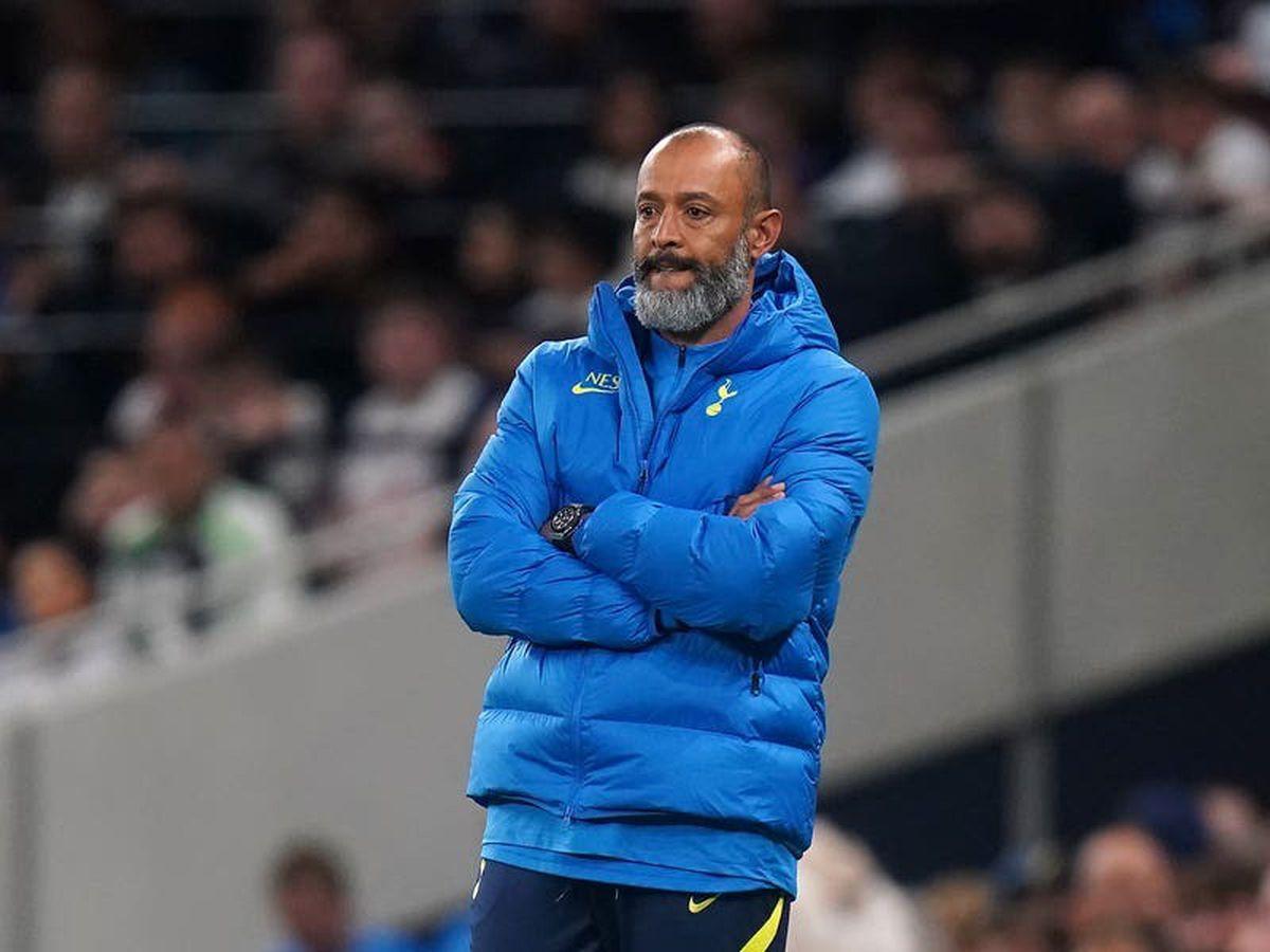 Nuno Espirito Santo urges Tottenham to forget past Champions League exploits