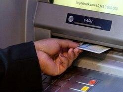 Arrest after ATM theft