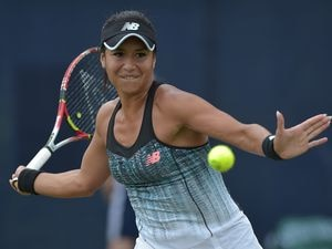 Heather Watson is through to the second round at the Australian Open. (Picture By B&O Press Photo, 26953054)