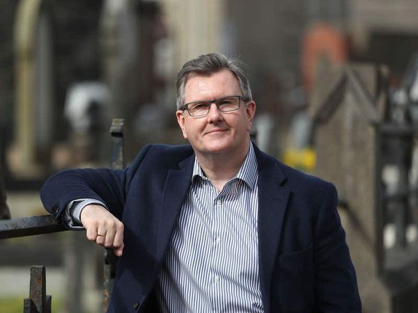 Who is new DUP leader Sir Jeffrey Donaldson?