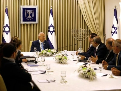 Israelis await president's PM choice after crucial talks end