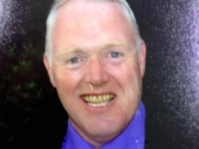 Murdered PSNI officer's son slams bonfire including father's name