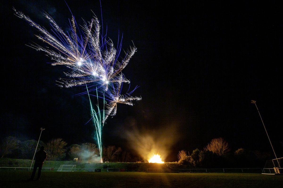 Bonfire Night Celebrations at Northfield. (28882189)
