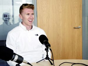 Cameron Chalmers as the special guest on the Guernsey Press Sport Podcast on his return from the Tokyo 2020 Olympic Games..Picture by Gareth Le Prevost, 11-08-21. (29862748)