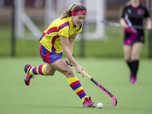 Lucy Waldrom captains Guernsey tomorrow in their Women's Tier Two Championship match with Teddington at Footes Lane. (Picture by Martin Gray, 26386249)