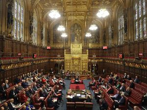 The Fisheries Bill will be back before the House of Lords tomorrow. (28897458)