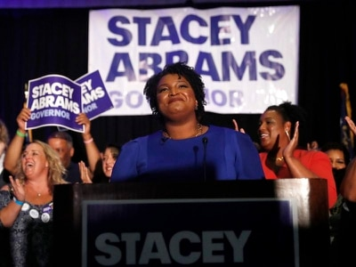 Lawyer could become first black female US governor