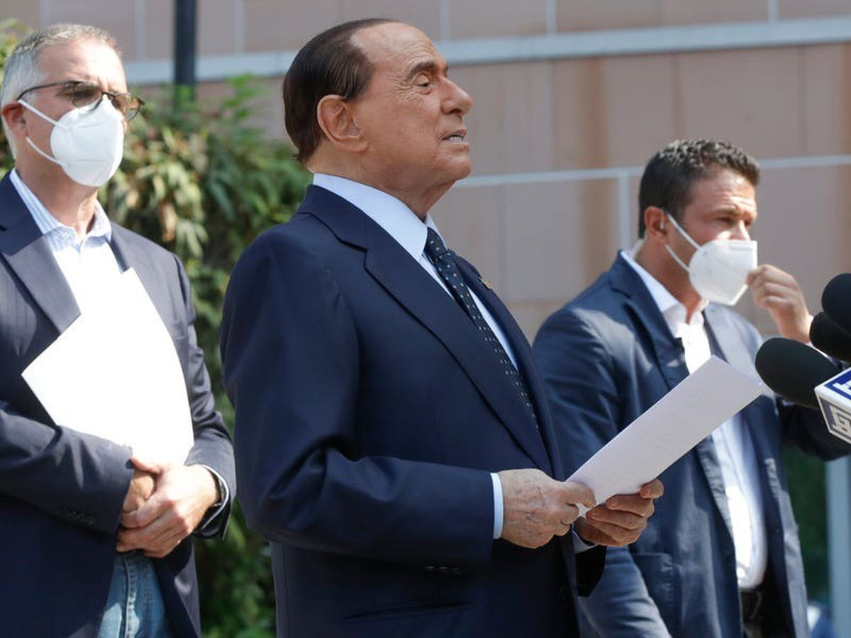 Italy's former premier Berlusconi in Monaco hospital for tests