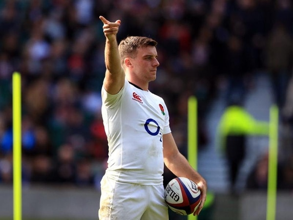 George Ford got a ribbing from other rugby players over this tweet