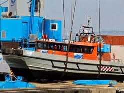 Alderney ferry needs a new engine fitted
