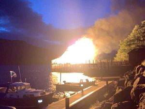 Fire-ravaged tourist attraction given £51,000 to help recovery