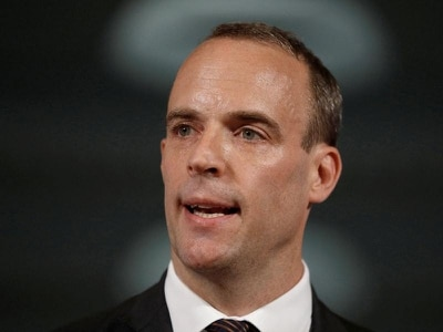 Raab tells EU 'no deal means no £39 billion divorce settlement'