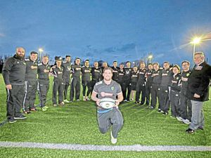Rugby club joins up to Guernsey's Finest Hour Appeal