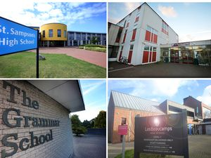 An economics bulletin has raised questions over whether traditional secondary school sites will become redundant. (29238100)