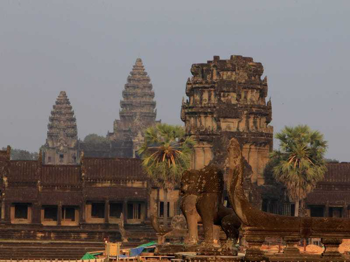 Cambodia closes Angkor temples due to growing Covid-19 outbreak