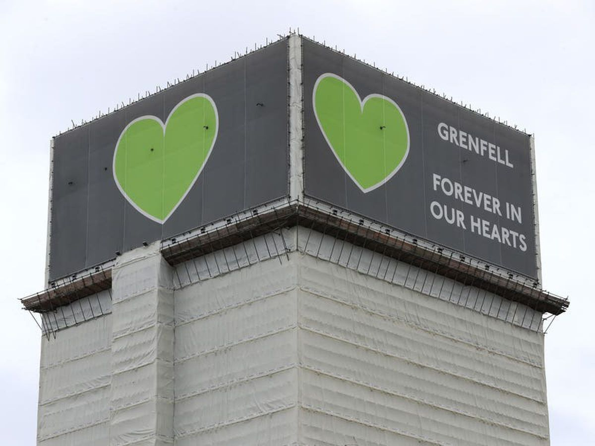 Government to consider pulling down Grenfell Tower