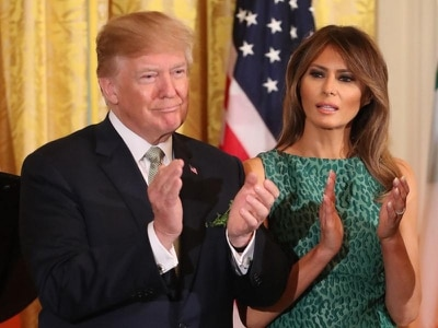 Melania Trump says US should govern 'with heart' amid immigration row