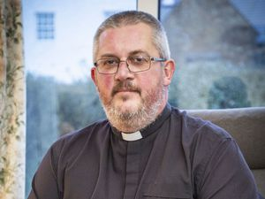 The Rev. Howard Stringer, Bailiwick of Guernsey Methodist circuit superintendent minister. (Picture by Sophie Rabey, 29721281)