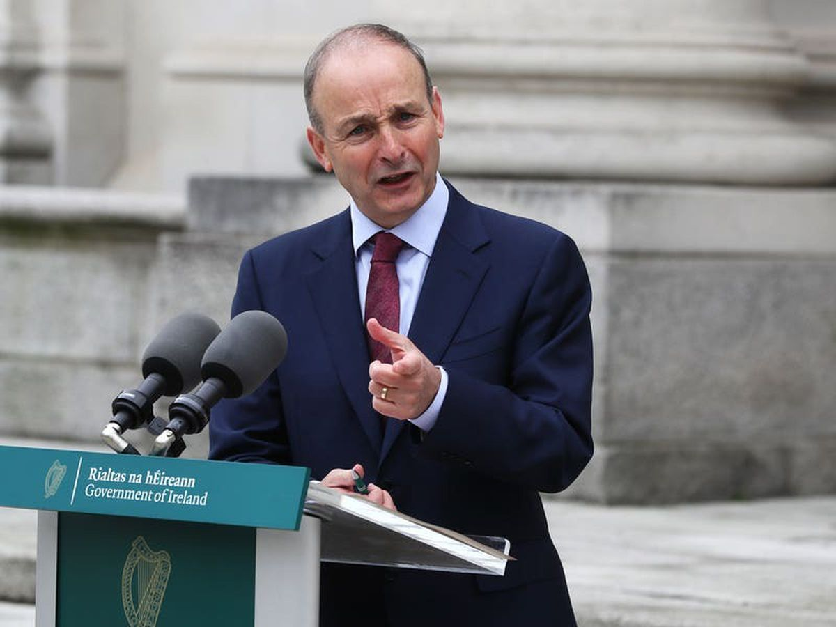 EU proposals prove it is 'open and willing' to solve protocol issues – Taoiseach