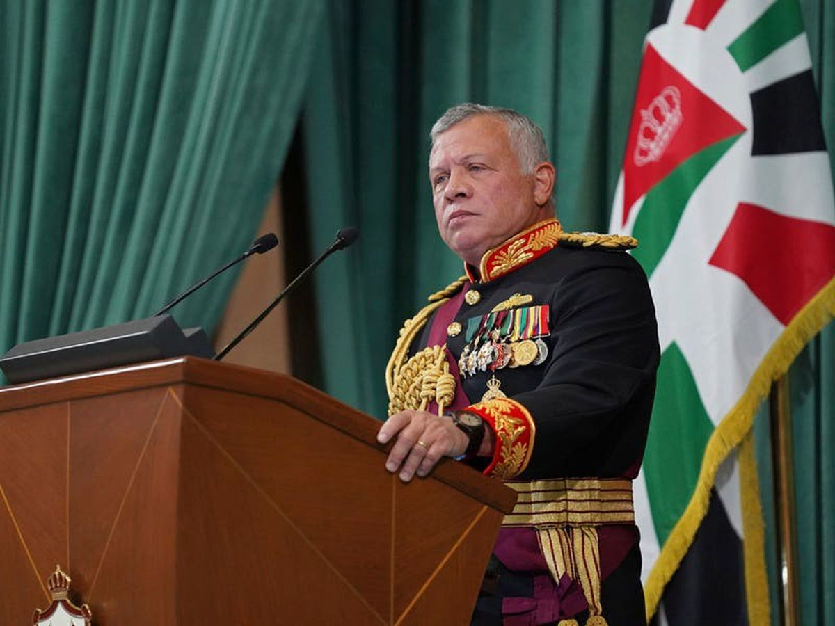 'Sedition has been buried', King of Jordan says of rift with half-brother