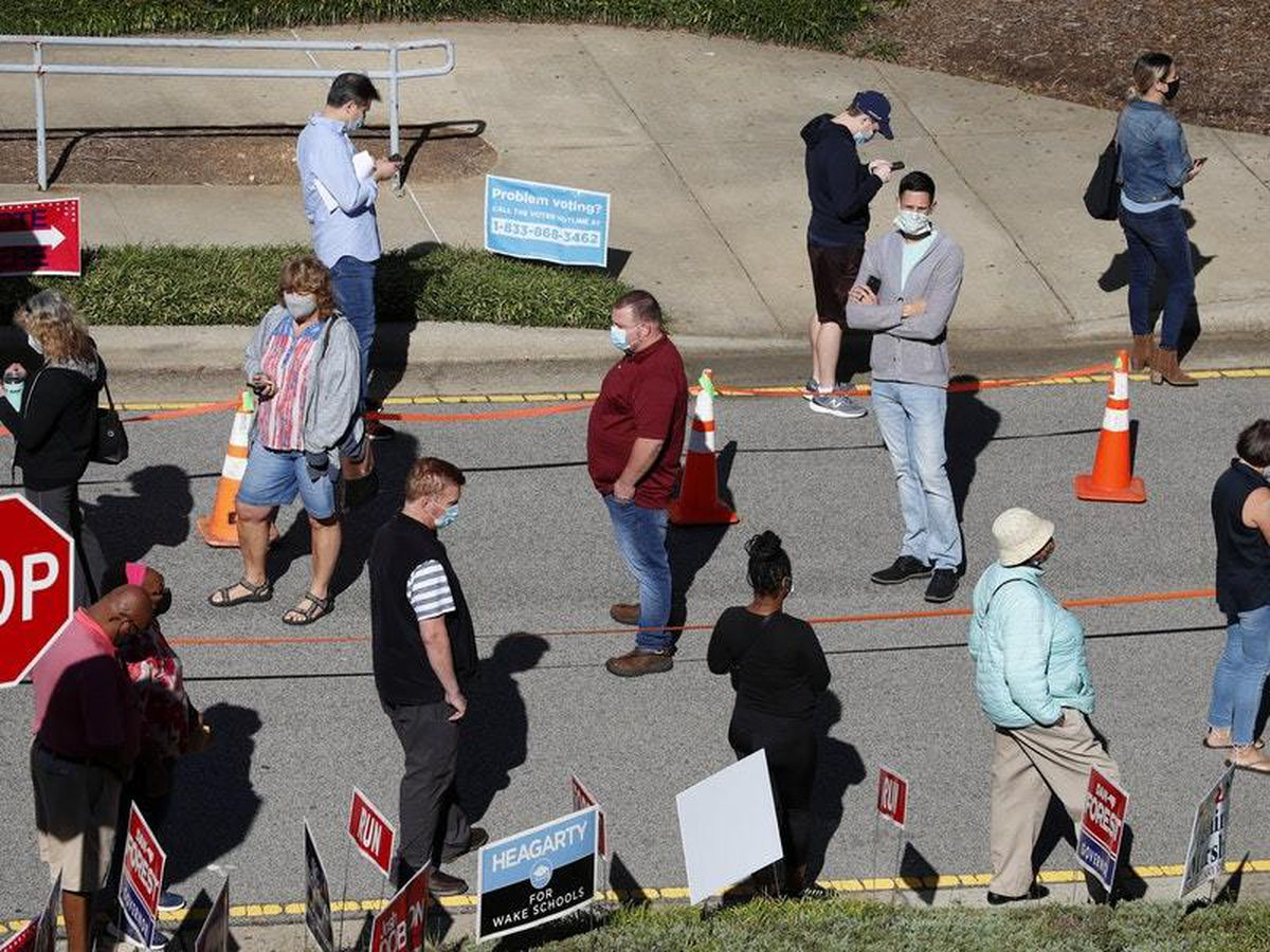 Madison poll workers sign up in droves ahead of the November election