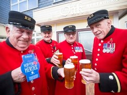 Raise a glass (and funds) with Hop for Heroes