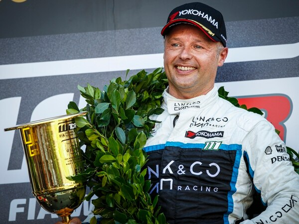 No more World Touring Cars for Andy
