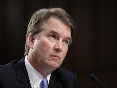 Woman accusing Brett Kavanaugh of sexual misconduct comes forward