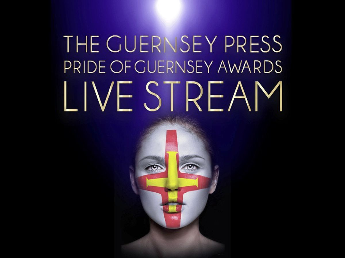 The 2020 Guernsey Press Pride of Guernsey Awards will be live-streamed on the Guernsey Press Facebook page and YouTube channel. (28755208)
