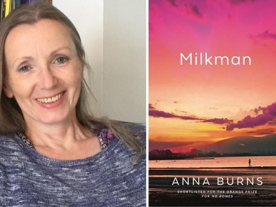 Anna Burns becomes first Northern Irish winner of Man Booker Prize