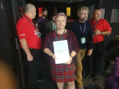 Pregnant woman beaten due to benefit cap, Labour conference hears