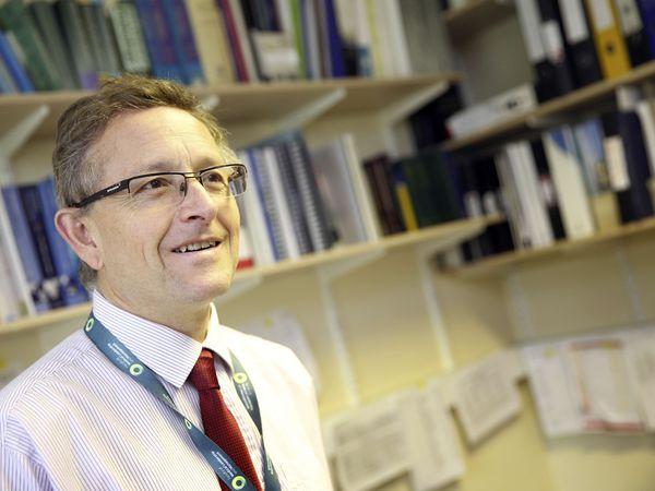 Dr Stephen Bridgman. (29790370)