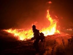 Malfunctioning diesel vehicle blamed for California wildfire