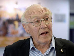 Tony Grange, a director of Island Development Ltd. (Picture by Steve Sarre, 20042438)