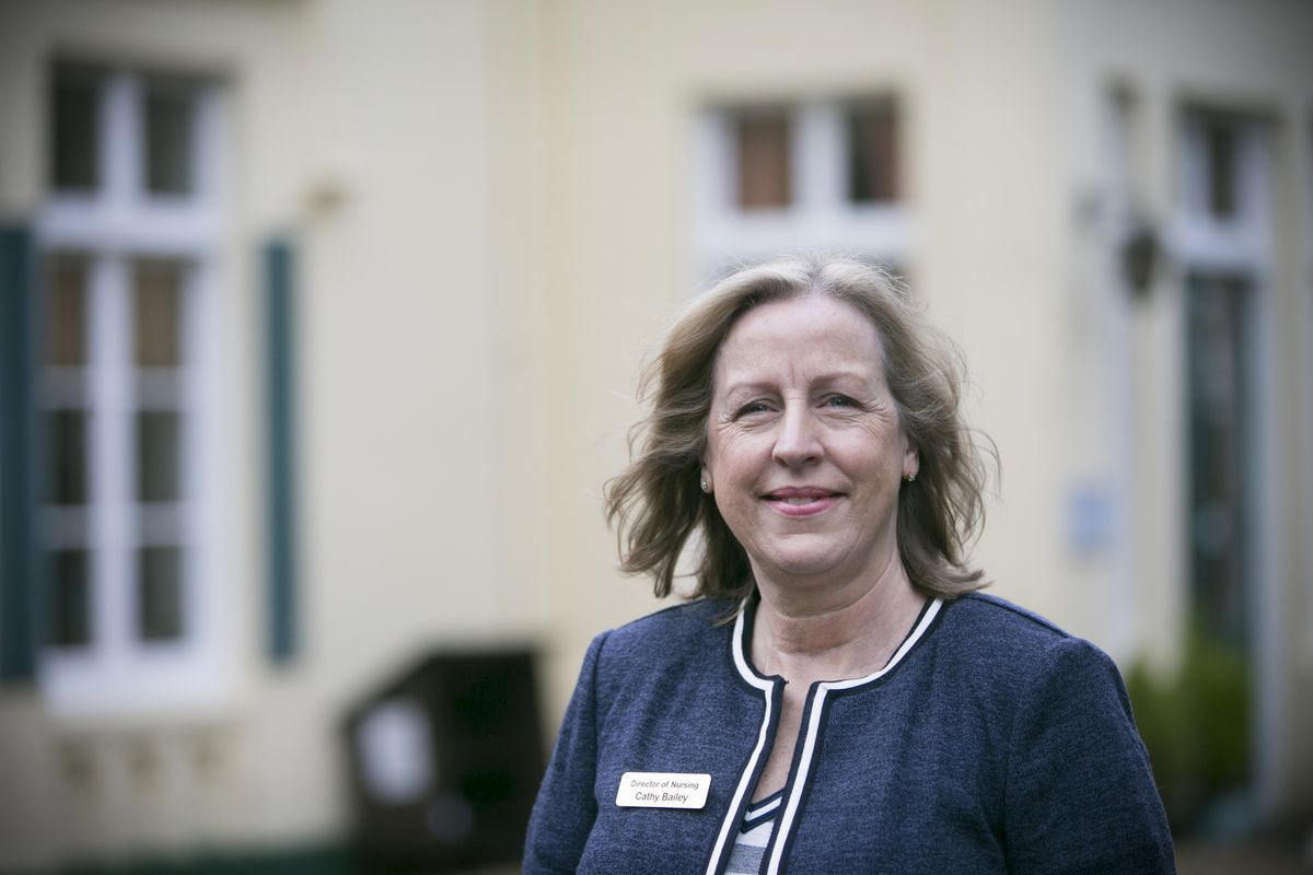Cathy Bailey, the chairwoman of the Guernsey Care Management Association. (29675928)