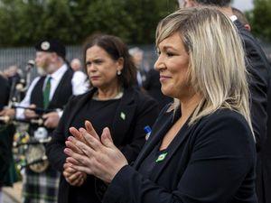 Sinn Fein to nominate O'Neill as UK makes Irish language vow