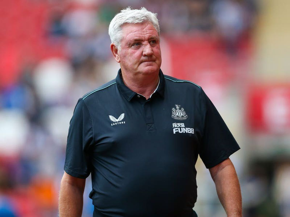 Steve Bruce remains in charge of Newcastle for media duties before Spurs clash