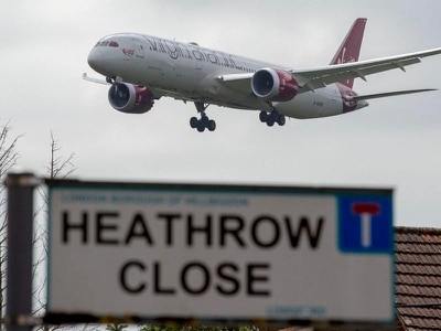 Johnson to miss Heathrow vote to promote 'global Britain' abroad, PM says