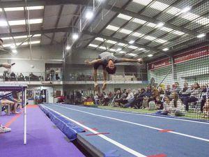 Guernsey Gymnastics Academy's current base at Hougue du Pommier. (29955647)