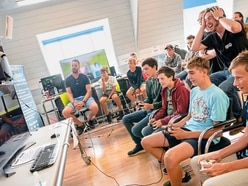 Gamers compete for the good of the GSPCA