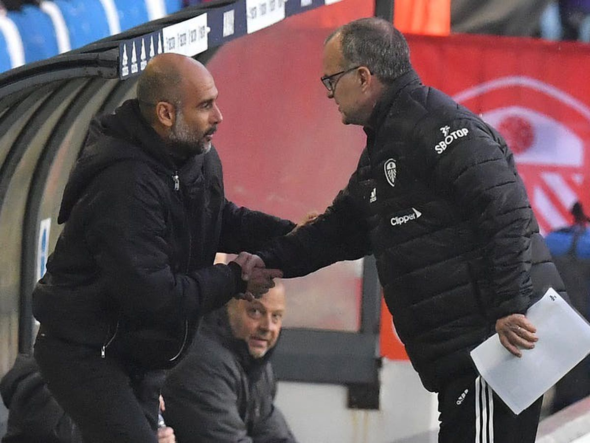 Marcelo Bielsa expects Leeds against Manchester City to be 'full of surprises'
