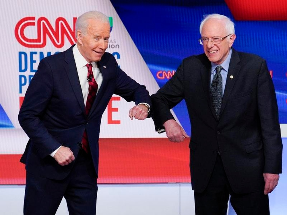 Biden wins Washington in blow to Sanders campaign