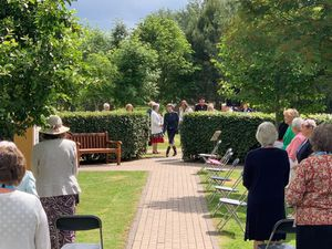 Princess Royal celebrates 100 years of the Wrens